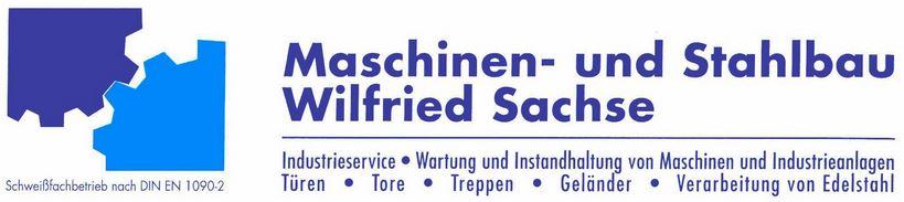 Maschinen- und Stahlbau Wilfried Sachse